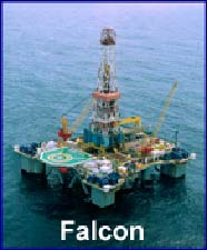 PUA at Falcon Rig